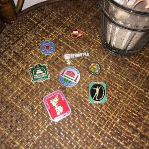 VINTAGE Soviet Pin Collection